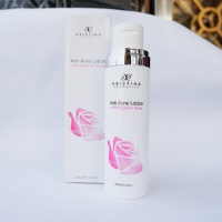 Hristina lotion ngăn ngừa mụn với chiết xuất hoa hồng